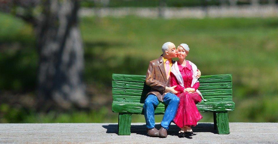 figurky penzistů