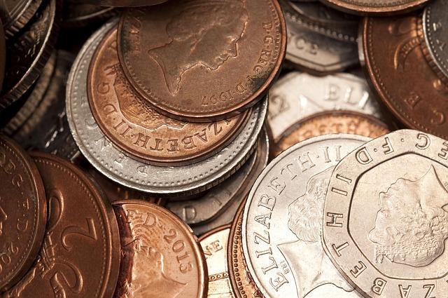 královské mince