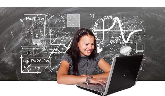 studentka matematiky