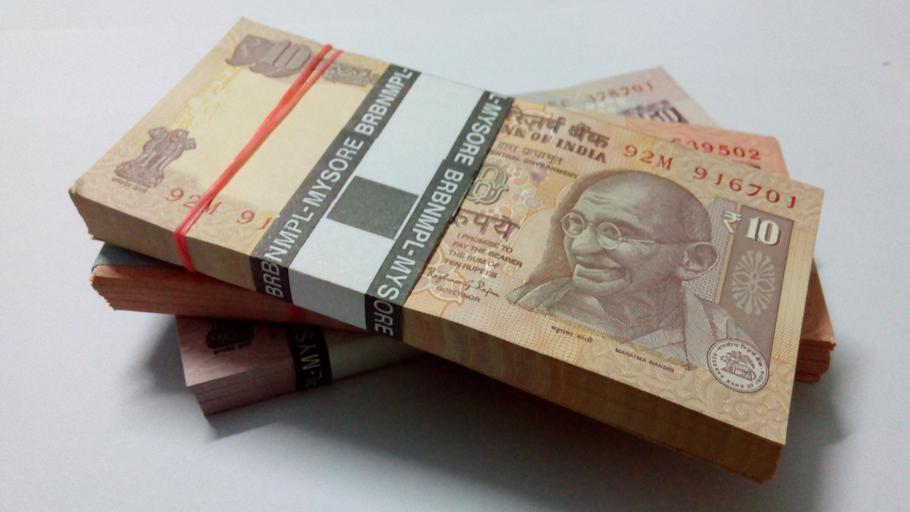 svazky bankovek