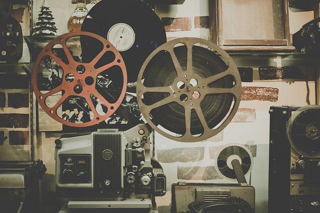 filmový projektor
