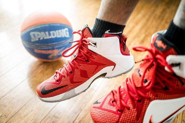 Boty na basketbal